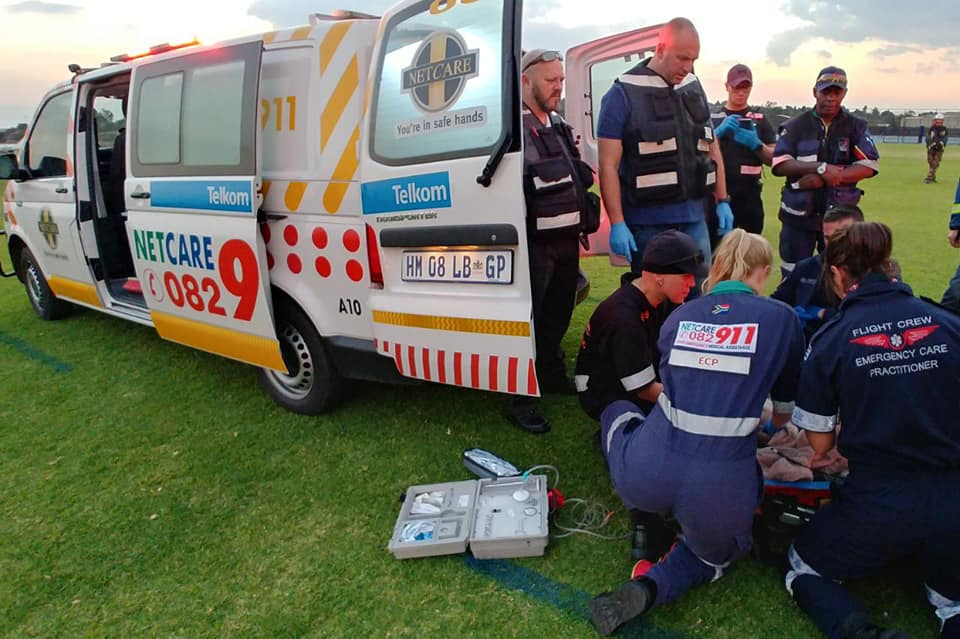 Why we should celebrate and memorialize Paramedics and first responders