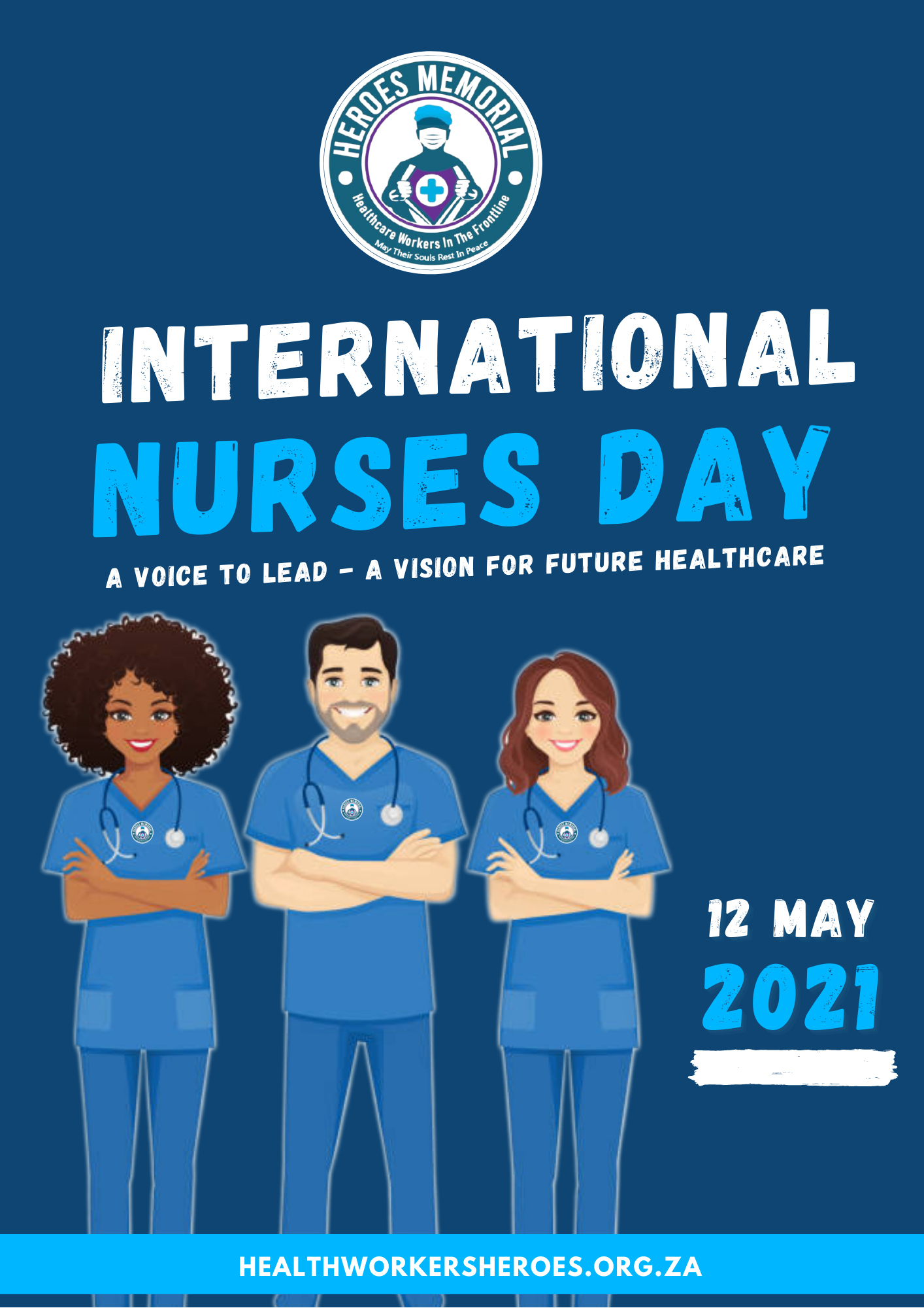 International Nurses Day, 12 May 2021